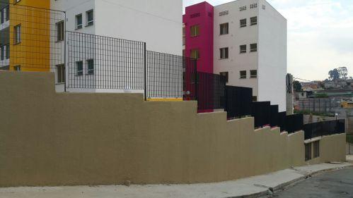 Gradil Urbano De Segurança